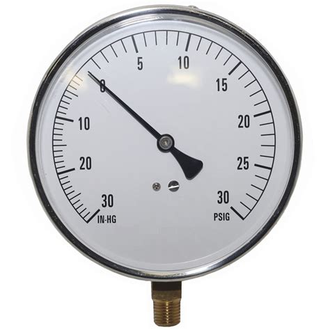 Is There Pressure In A Vacuum Compound Instruments Gauges Electronics Ltd