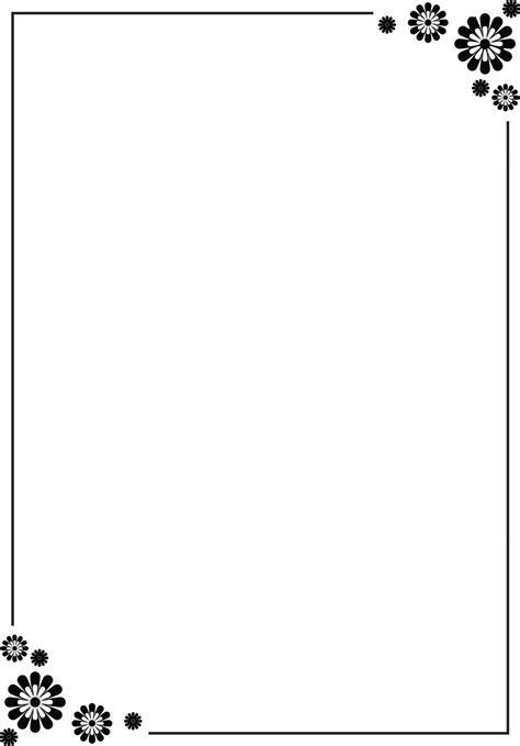 Paper Border Designs To Print