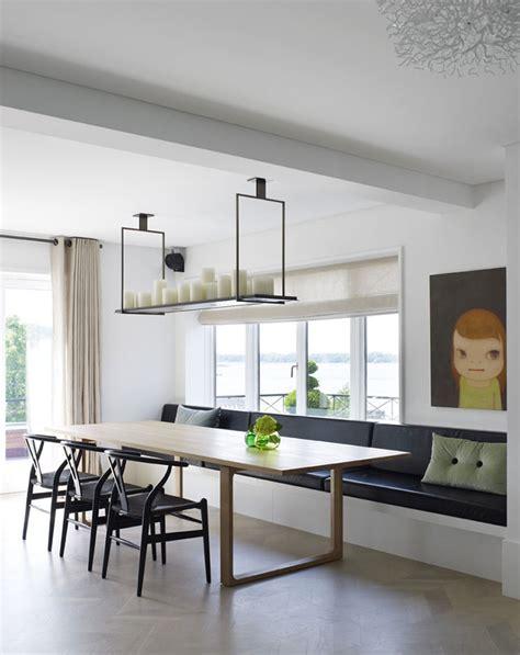 sedie per tavolo pranzo panche e sedie di design per tavolo da pranzo 30 idee di