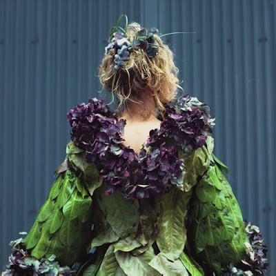 What Are Weedrobes by Clothing Made From Leaves 16 Pics Curious