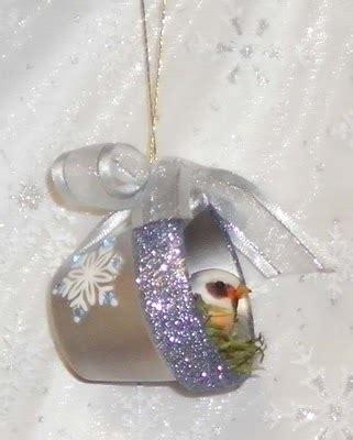 bird s nest clay pot christmas ornaments favecrafts com