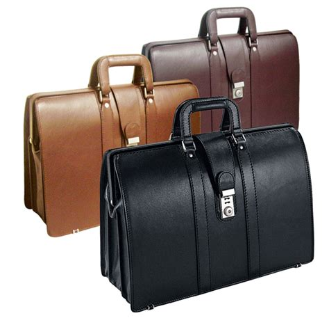 Cowhide Prices Leather Gift Briefcases Attache Cases Satchels Brief