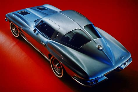 1963 chevrolet corvette sting split window