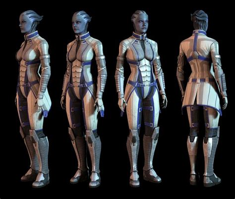 Cb Casual Tali 51 best mass effect 3 images on figure