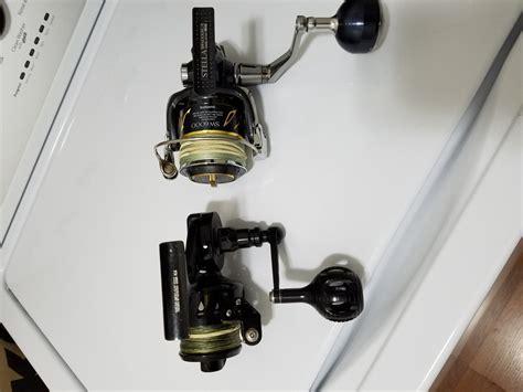staal vs power grip handle knob kits tackledirect