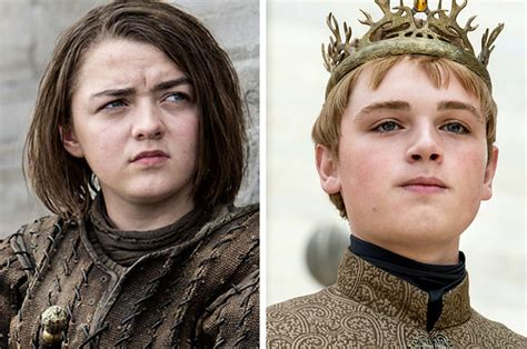 youngest actor game of thrones do you know which quot game of thrones quot actor is the youngest