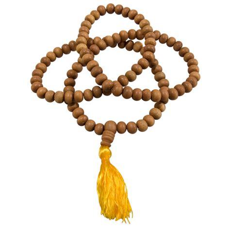 japa mala japa mala prayer sandalwood 8 mm