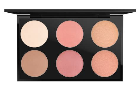 Mac Pallete Asli mac makeup contouring set saubhaya makeup