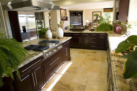 Dark Kitchen Cabinets With Black Appliances eclectic mix of 42 custom kitchen designs
