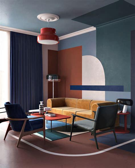 idee parete soggiorno colore pareti soggiorno cambiare stile senza spendere