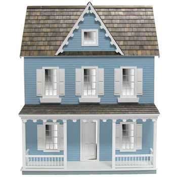 hobby lobby doll house kits vermont farmhouse jr dollhouse kit hobby lobby