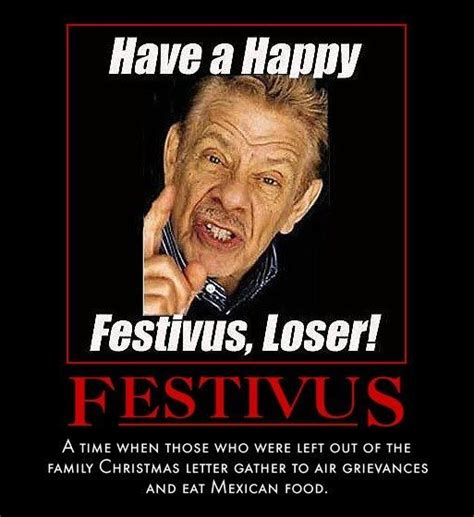 Happy Festivus Meme - happy festivus from the rest of us style pinterest