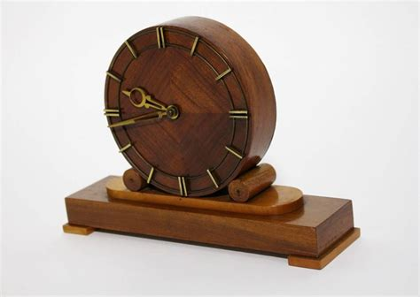 mid century modern desk clock mid century modern desk clock