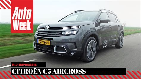 citroen  aircross autoweek review english subtitles