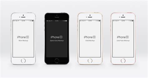 iphone se psd mockup psd mock up templates pixeden