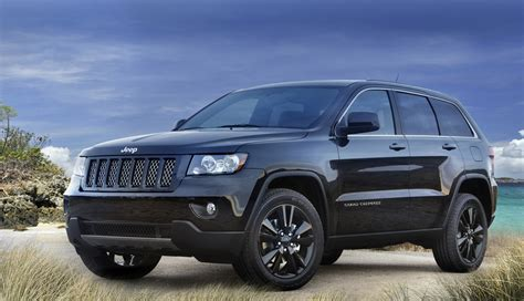 jeep cherokee black 2012 stealthy jeep grand cherokee concept headed for production