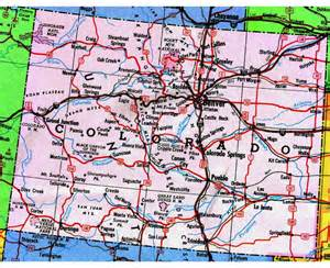 map od colorado maps of colorado state collection of detailed maps of