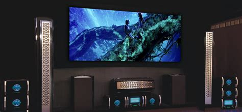 home theater quality audio video
