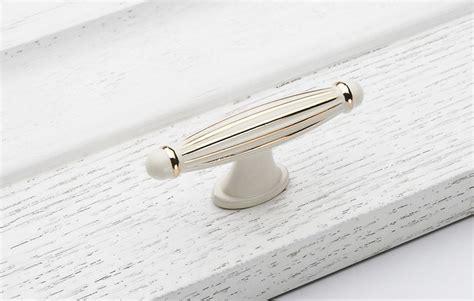 single cabinet pulls fashion 10pcs single ivory white drawer handle luxury