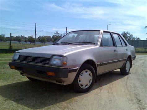 mitsubishi colt 1985 mitsubishi colt 1985