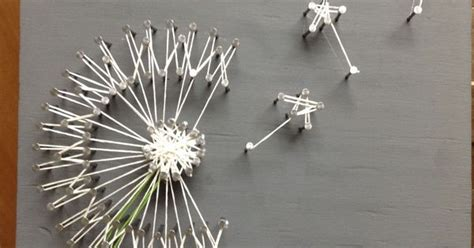 Dandelion String - diy dandelion flower string make a wish i m not