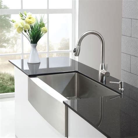 Kraus Usa Sinks by Kraus Khf200 36 Kitchen Sink Build