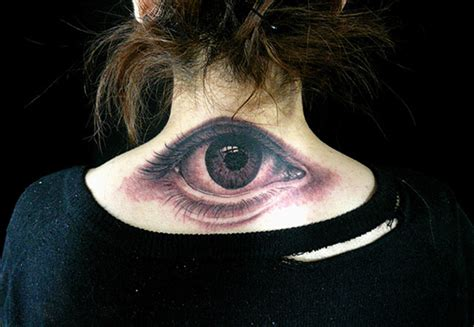 awesome eye tattoos designs for 40 amazing 3d designs of 2013 in vogue