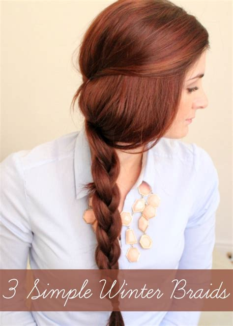 easy braids to do on yourself easy braids for long hair to do yourself hairstyle ideas