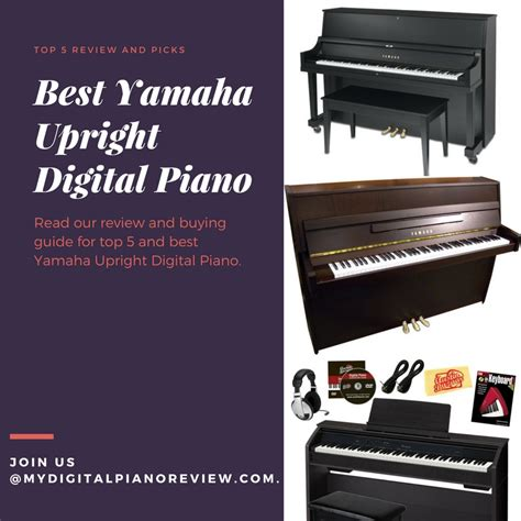 best digital piano best yamaha upright digital piano top 5 review and picks 2017