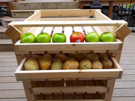 diy food storage drying rack home design garden