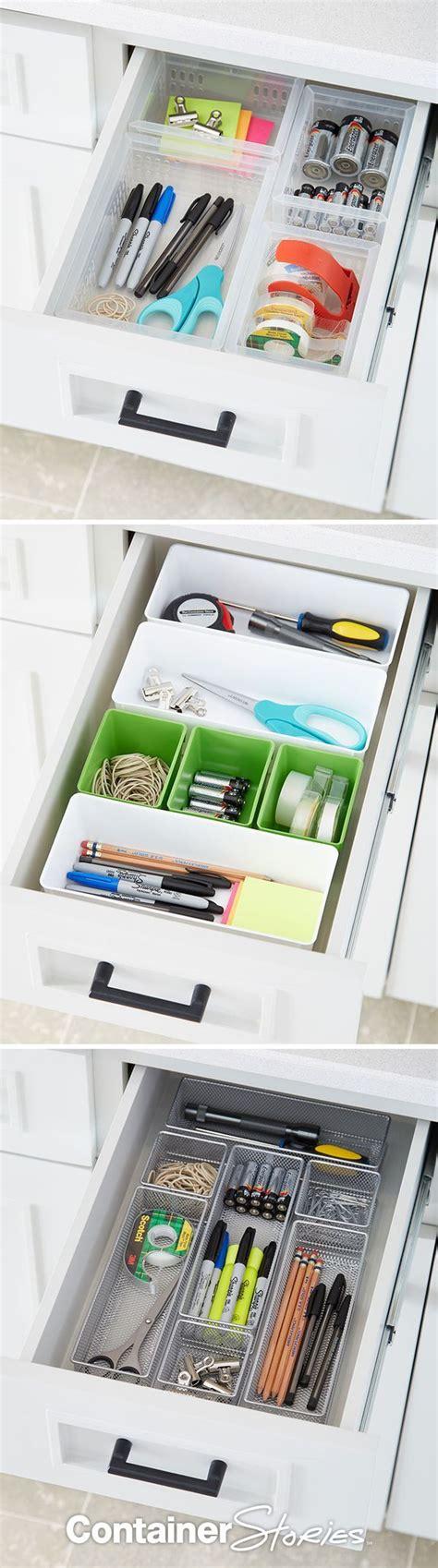Best 25 Desk Drawer Organizers Ideas On Pinterest Desk Organizing Desk Drawers