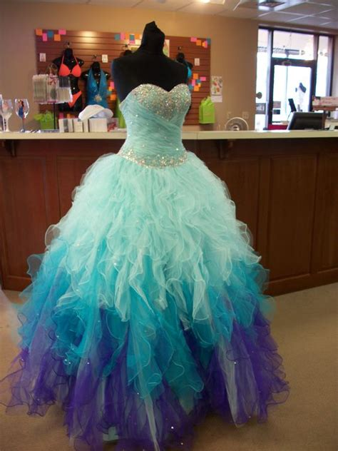 light blue tulle skirt new light blue tiered skirt ball gown prom dresses