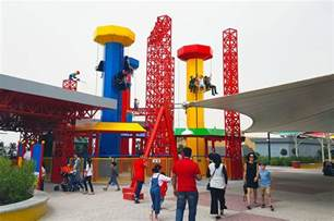 World Dubai Rides Family Rides Tower Legoland Dubai
