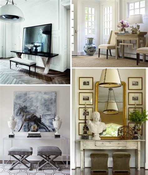 11 tips for styling your entryway table designer tip how to style an entryway table the havenly