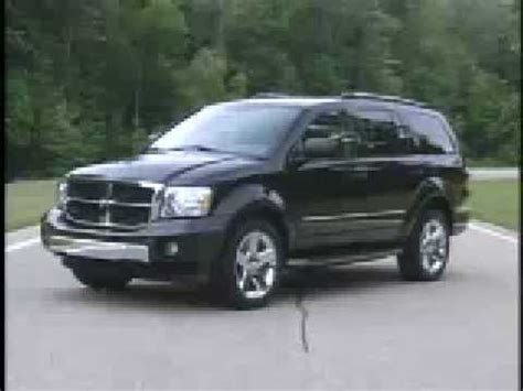 jeep durango 2008 2008 dodge durango youtube