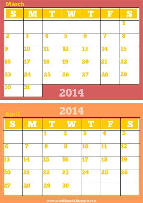 free printable monthly planner 2014 meinlilapark free printable monthly 2014 calendar 2014