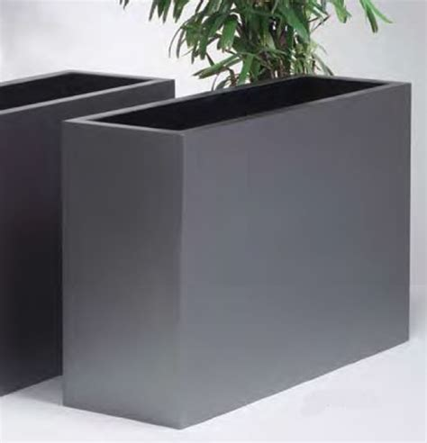 Trough Planters Uk by Terratec Barrier Troughs Plantpots Co Uk Planters