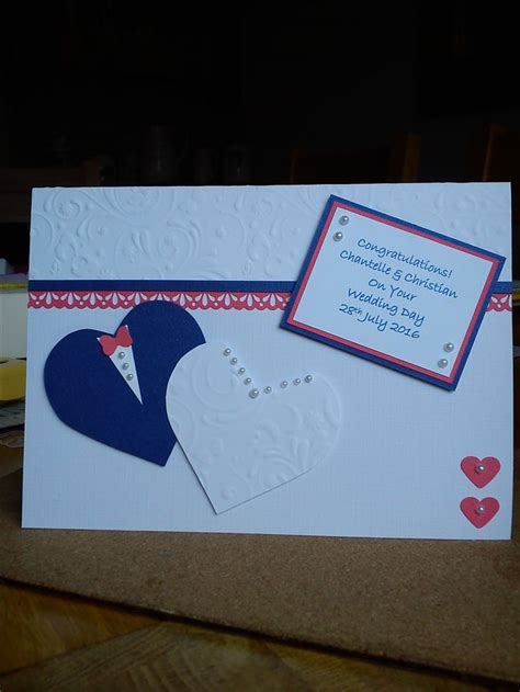Personalised Wedding Cards Handmade - 86 best handmade personalised cards by me images on