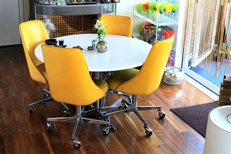 Kitchen Table With Rolling Chairs by Best Of Kitchen Table And Rolling Chairs Kitchen Table Sets