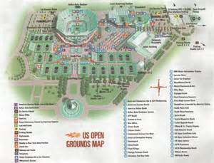 map us open us open at flushing corona park