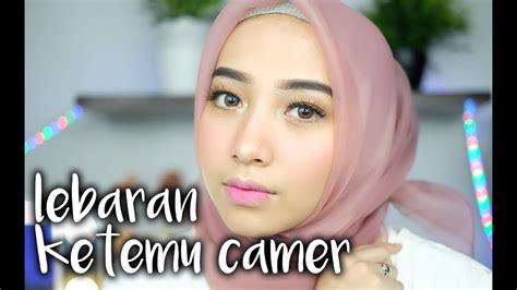 tutorial makeup fathi nrm makeup tutorial lebaran untuk halal bihalal 3 model