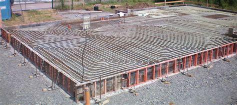 speisekammer ohne heizung betonkernaktivierung i unser hausbau