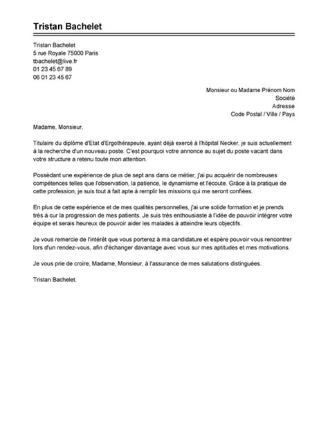Exemple Lettre De Motivation Stage Kinésithérapeute Lettre De Motivation Ergoth 233 Rapeute Exemple Lettre De Motivation Ergoth 233 Rapeute Livecareer