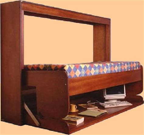 Flying Bed by Flying Beds Table Bed Systems