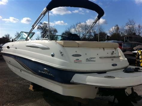 chaparral sunesta 236 2006 used boat for sale in varennes - Chaparral Boats Dealers Quebec