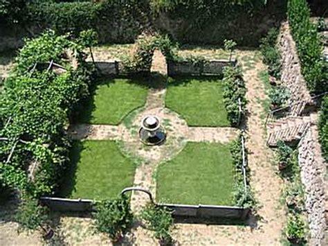giardini medievali architetto di leo leonardo arte dei giardini il