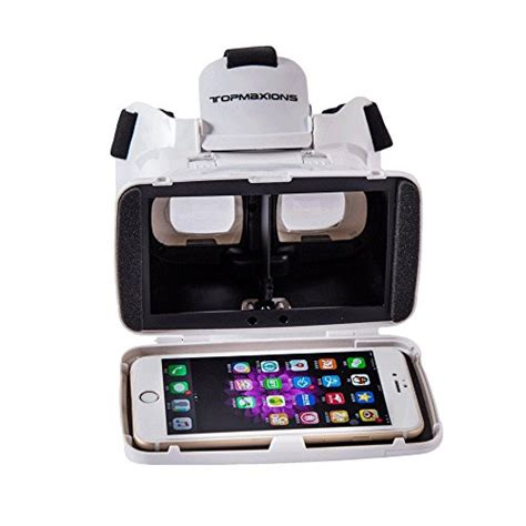 3d Plastic For Samsung Galaxy S5 51 62wtph 3d vr glasses topmaxions 3d reality mobile phone