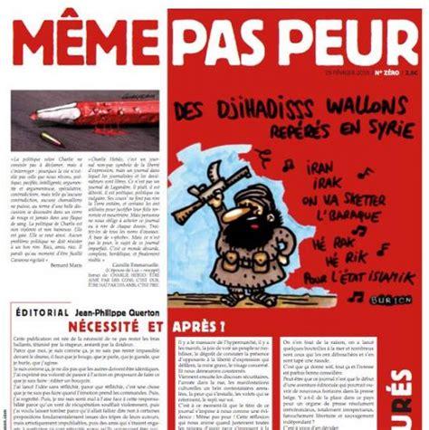 Meme Journal - m 202 me pas peur le nouveau journal satirique belge dont