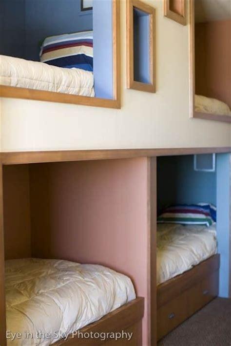 handmade custom built  bunk beds  stepp woodworking
