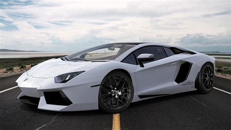 Aventador Lamborghini 2014 2014 Lamborghini Aventador White Background Hd Wallpaper